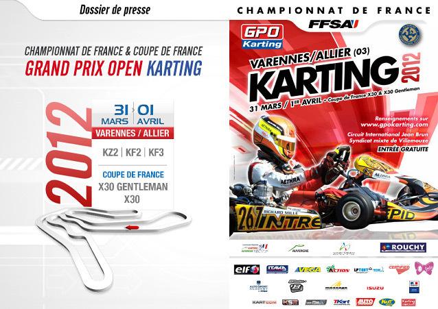 Charles Leclerc sera présent ce week-end, au GPO de Varennes !