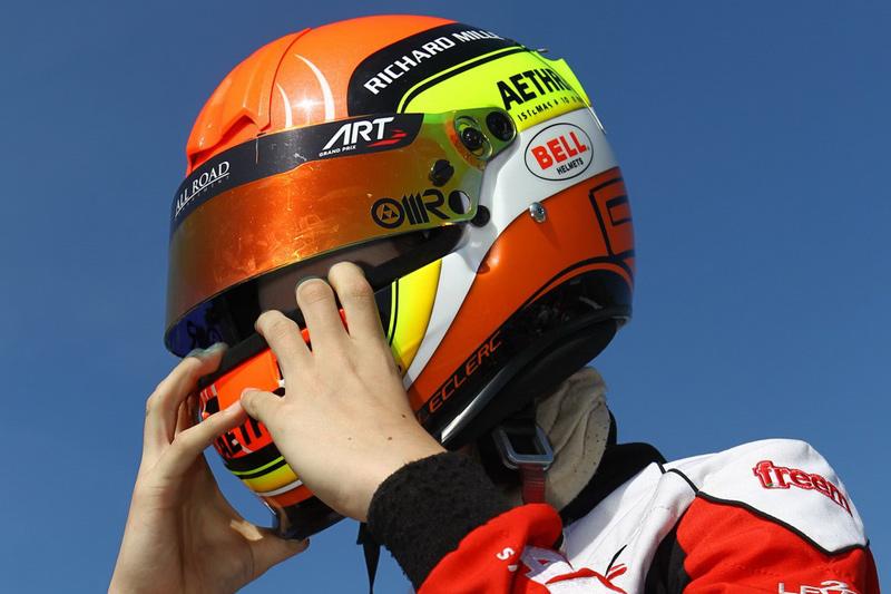 Entretien avec Charles Leclerc par News F1