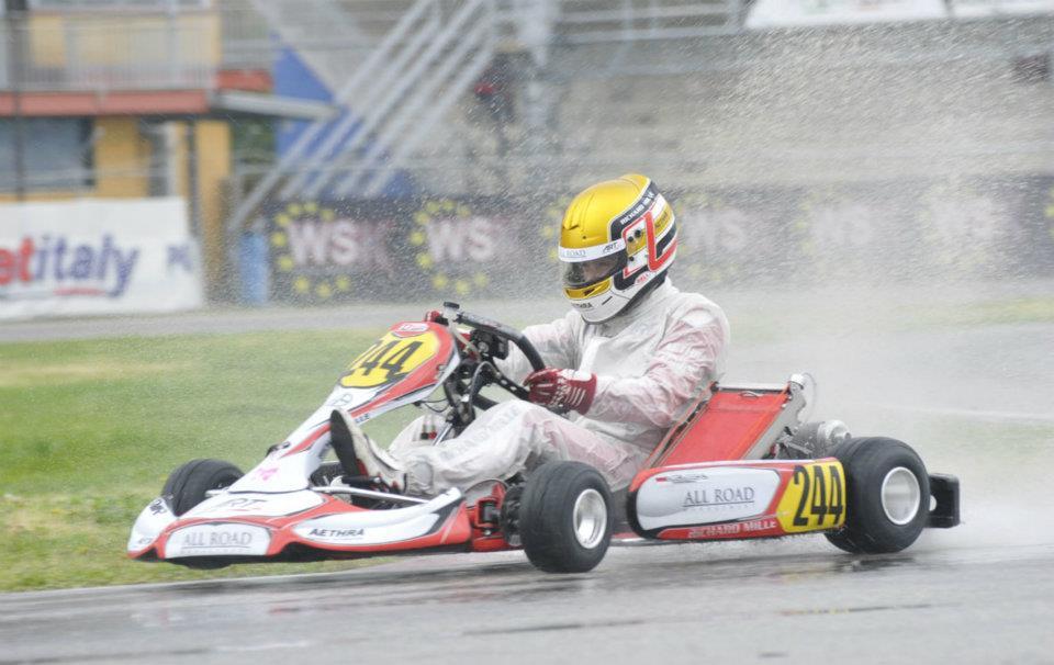 Charles Leclerc termine quatrième sur le circuit du Val d'Argenton et accentue son avance au championnat !