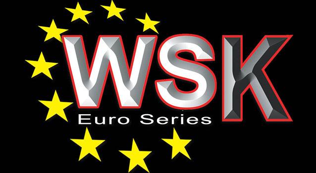 En route pour le titre de champion WSK Euro Series !