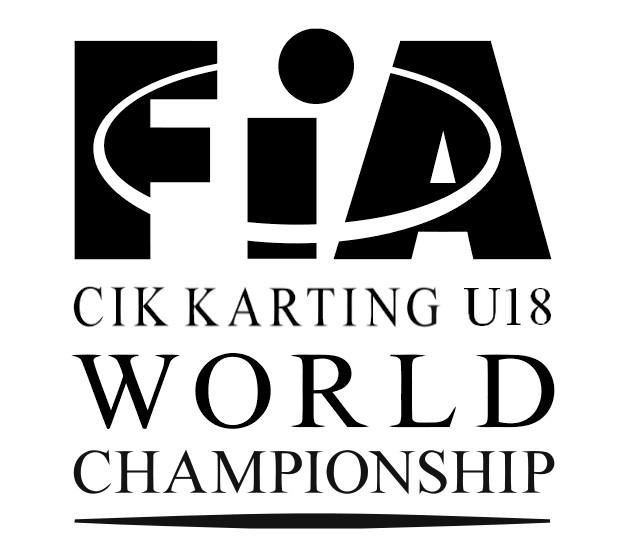 En route pour le Championnat du Monde CIK-FIA U18 !