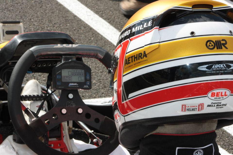 En route pour la Coupe du Monde CIK-FIA KF2 !