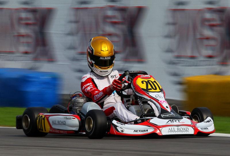 WSK Final Cup : Une bonne mise en jambe pour Charles Leclerc !