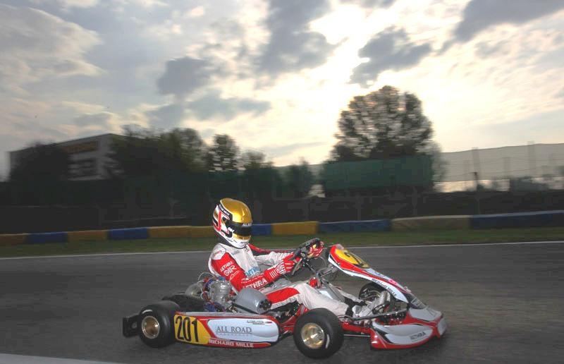 WSK Final Cup : Charles Leclerc termine au cinquième rang !