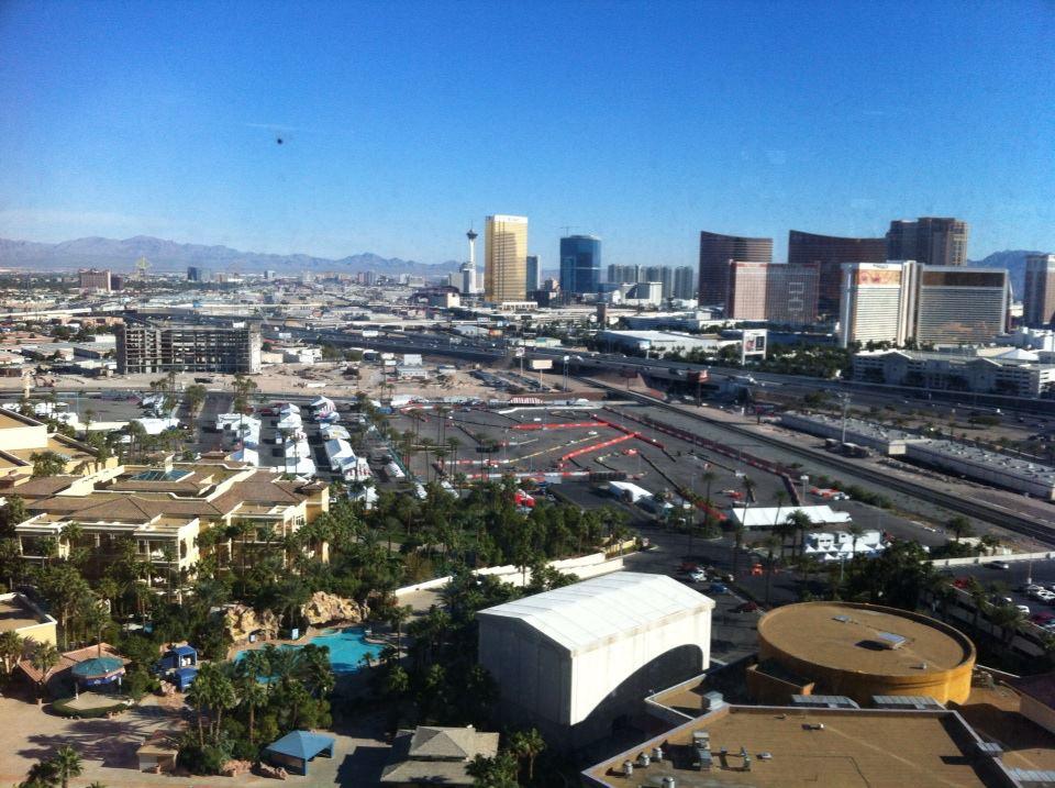 En route pour... Las Vegas !