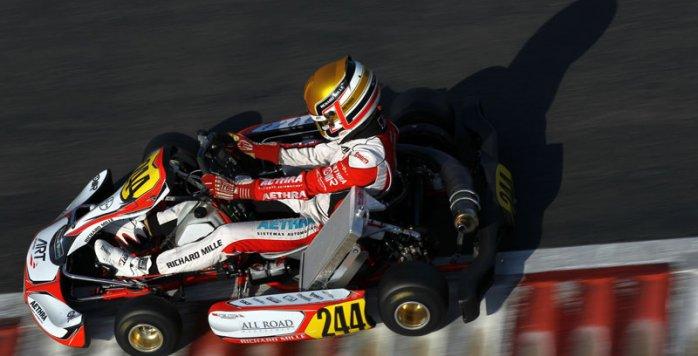 Winter Cup : Charles Leclerc partira huitième de la Préfinale