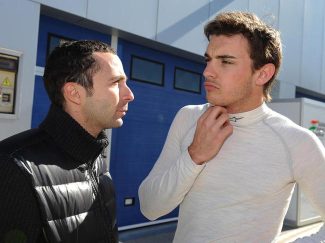 Exclu : Jules Bianchi nous parle de Charles Leclerc !