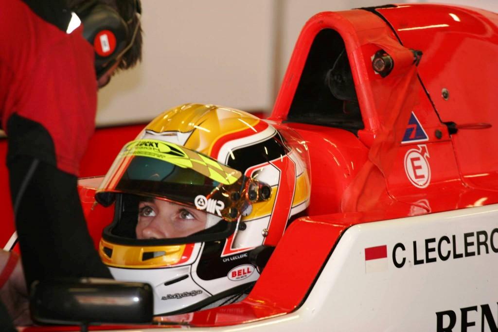 Officiel : Charles Leclerc signe avec Fortec Motorsports !