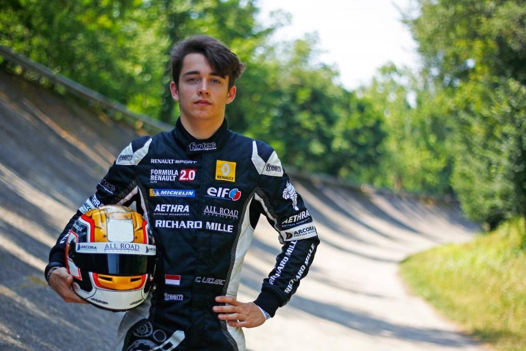 Essais collectifs à Monza : Charles au dessus du lot !