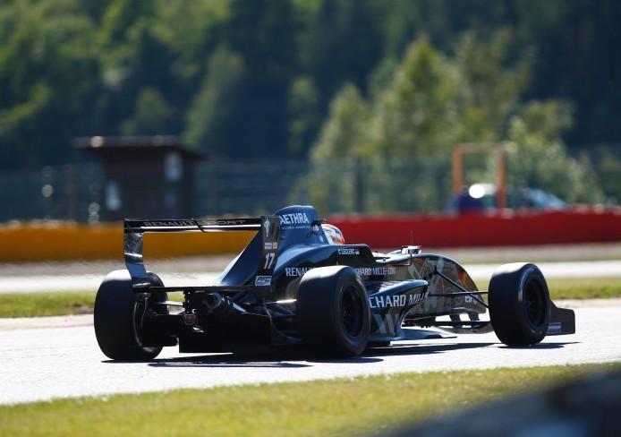 ALPS 2014 - Spa-Francorchamps : troisième podium de la saison !