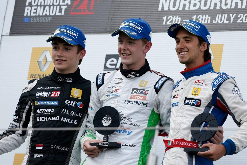 Eurocup 2014 - Nürburgring : une deuxième place au goût de victoire !