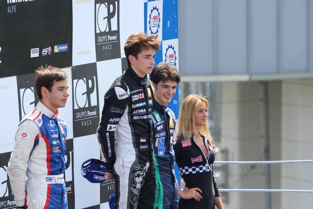 ALPS 2014 - Monza : une deuxième victoire pour Charles !