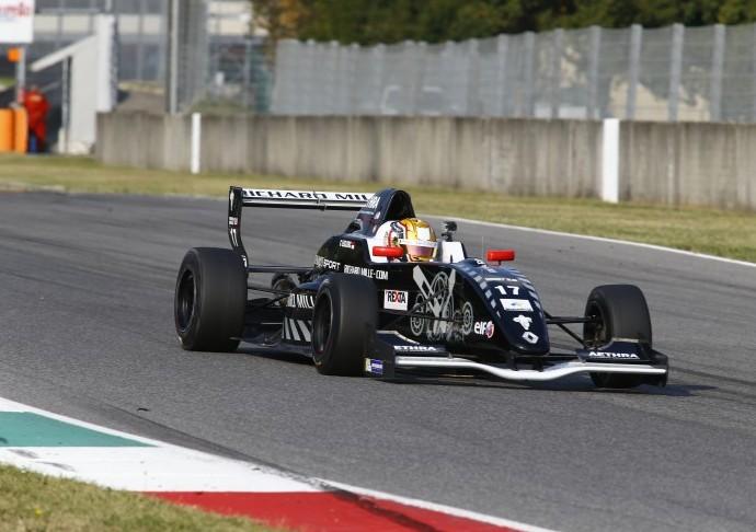 ALPS 2014 - Mugello : Sixième podium en six courses !