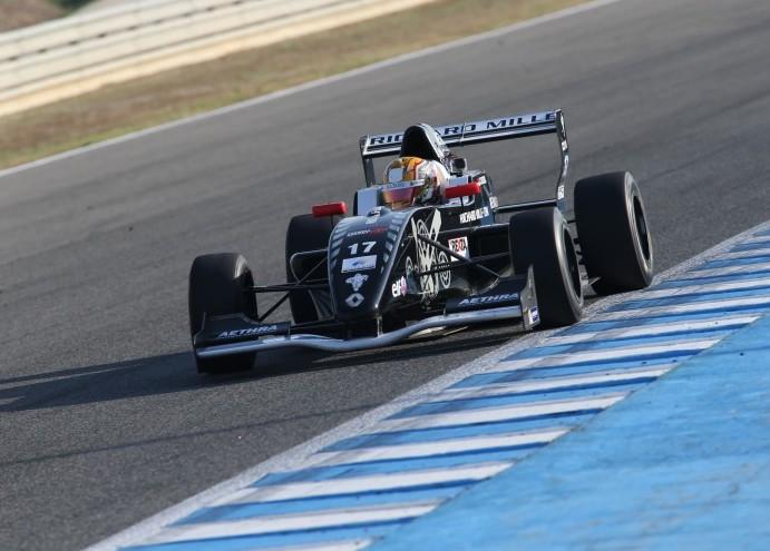 ALPS 2014 - Jerez : Charles avance dans le bon sens !
