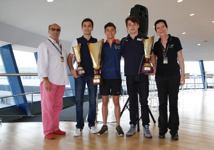ALPS 2014 - Jerez : Charles Vice-Champion ALPS 2014, mais le cœur n'y est pas.