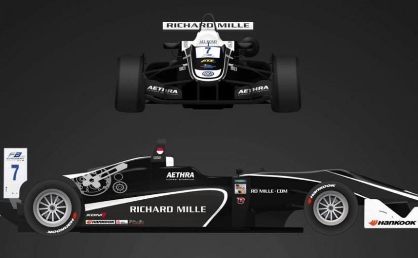 En route pour la Formule 3 !
