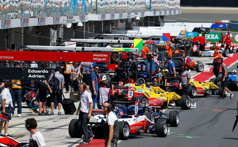 Championnat F3 FIA 2015 : liste des engagés et palmarès 2014