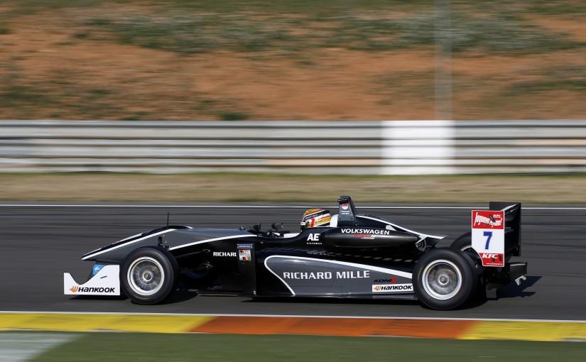 Essais Collectifs de Valencia - Mardi : Charles termine dans le top 3 !