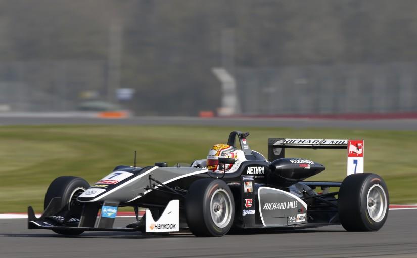 F3 FIA - Silverstone : Charles réalise de très bonnes qualifications !