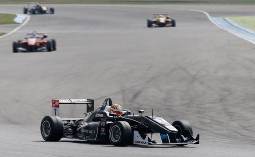 FIA F3 - Hockenheim : très régulier, Charles termine une nouvelle fois sur le podium  !