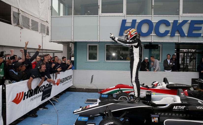F3 FIA - Hockenheim : Charles est magique !