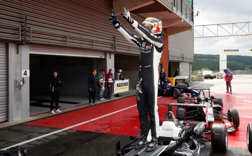 F3 FIA - Spa Francorchamps : Charles prend la tête du championnat !