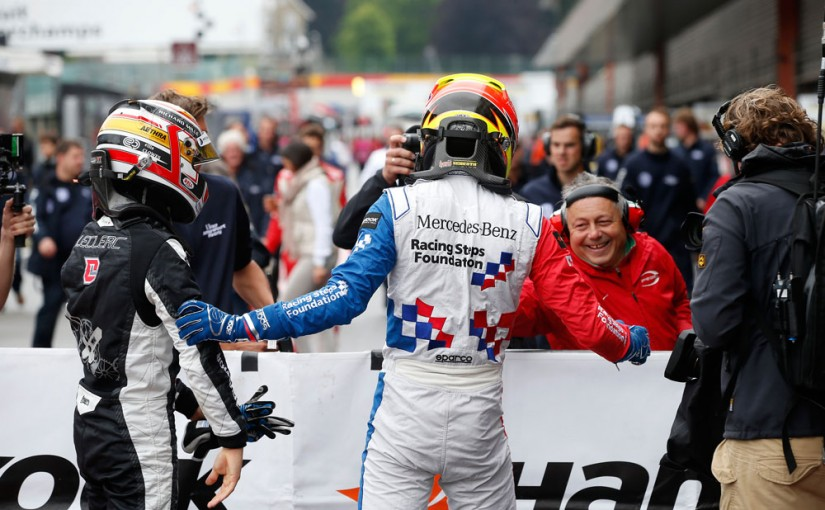 F3 FIA - Spa-Francorchamps : Charles accentue son avance au championnat !