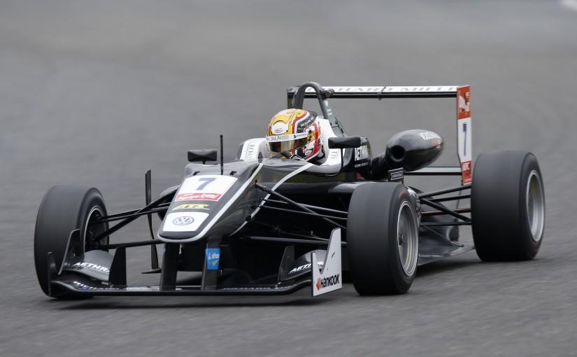 F3 FIA - Spa Francorchamps : Des qualifications bien compliquées !
