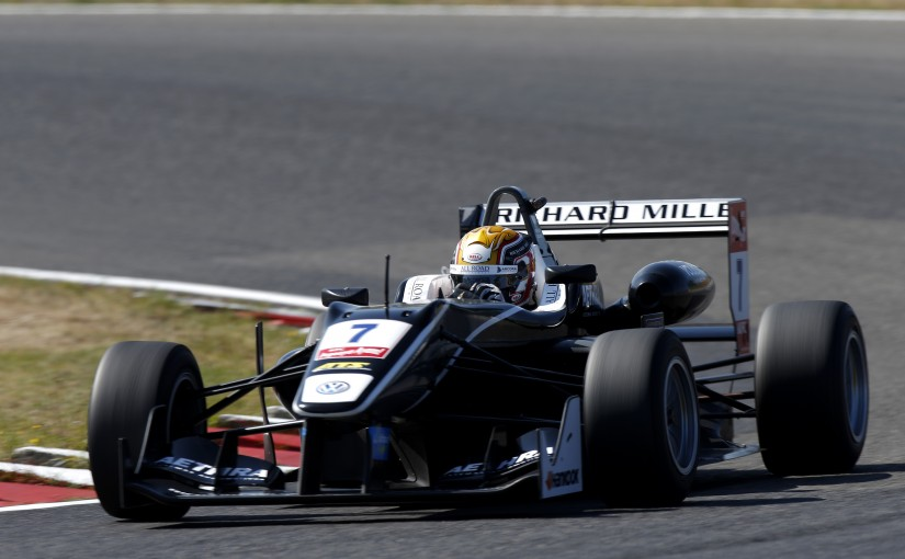 F3 FIA - Zandvoort : une journée noire
