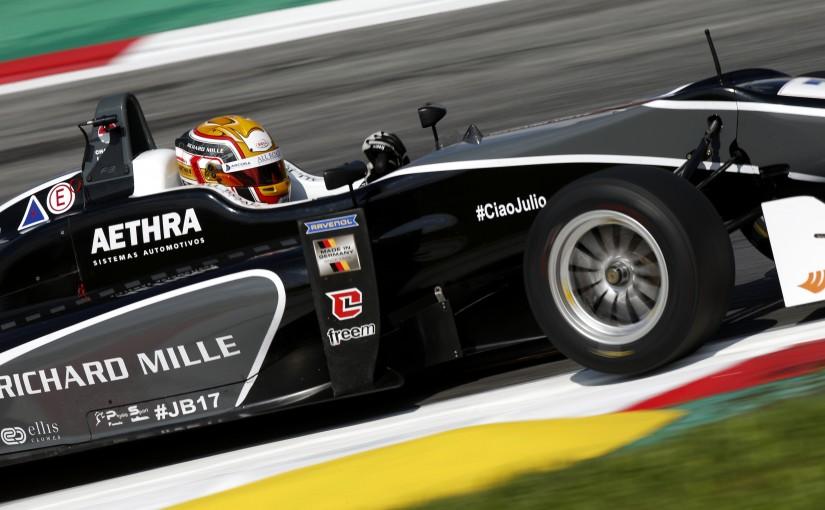 F3 FIA : Red Bull Ring : en attendant la pluie...