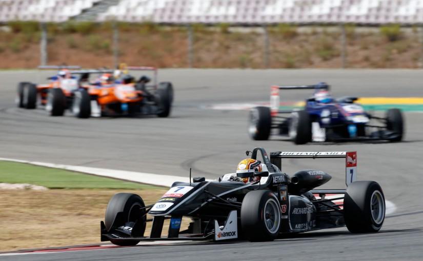 F3 FIA - Portimao : Huit points de repris !