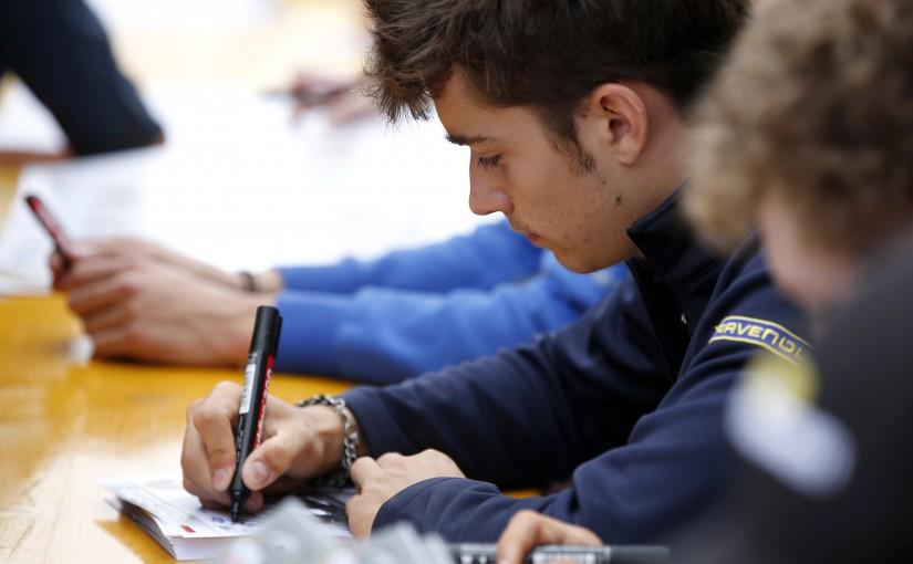 F3 FIA - Test à Portimao : Charles est le plus actif !