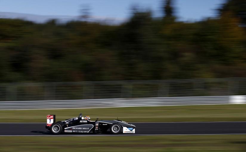 F3 FIA - Nürburgring : Rosenqvist champion, Charles se rapproche de Giovinazzi !