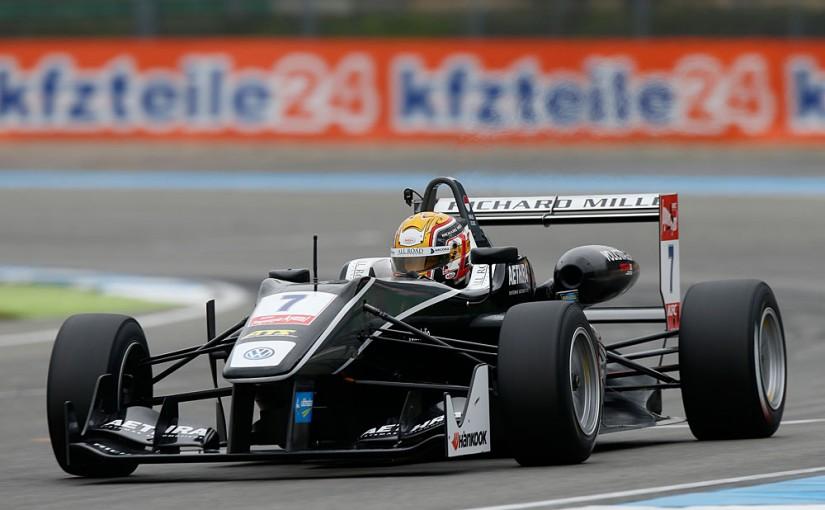 F3 FIA - Finale d'Hockenheim : Joyeux anniversaire Charles !