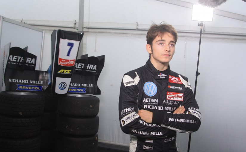 Interview : Charles Leclerc