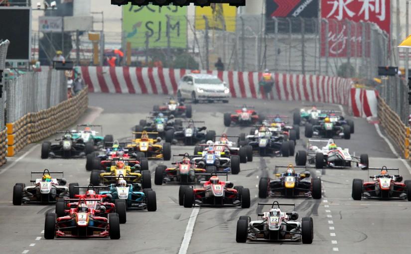 F3 FIA : en route pour Macau !