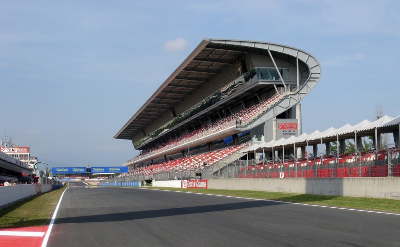 GP3 Series - Tests collectifs : en route pour Barcelone !