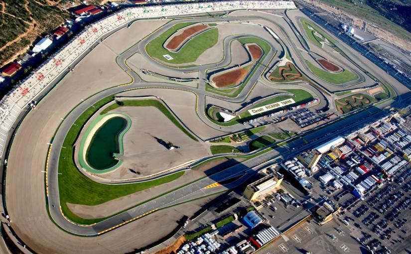 GP3 Series - Tests Collectifs : en route pour Valencia !
