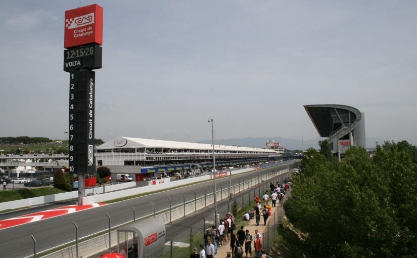 GP3 Series - En route pour Barcelone !