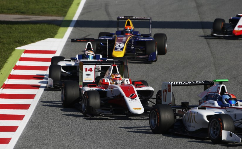 GP3 Series - Barcelone : Charles repart en tête du championnat !