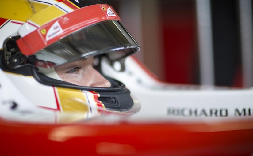 GP3 Series - Tests collectifs : Charles reste l'homme à battre !