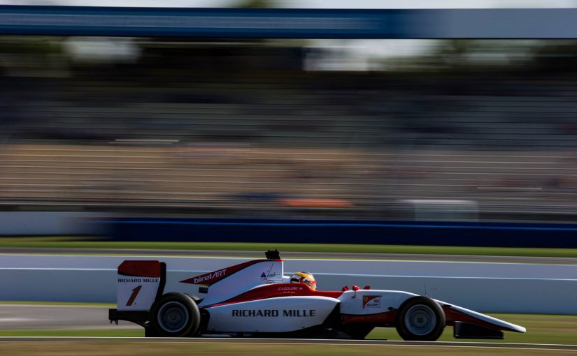 GP3 Series - Hockenheim : une fin de course rageante