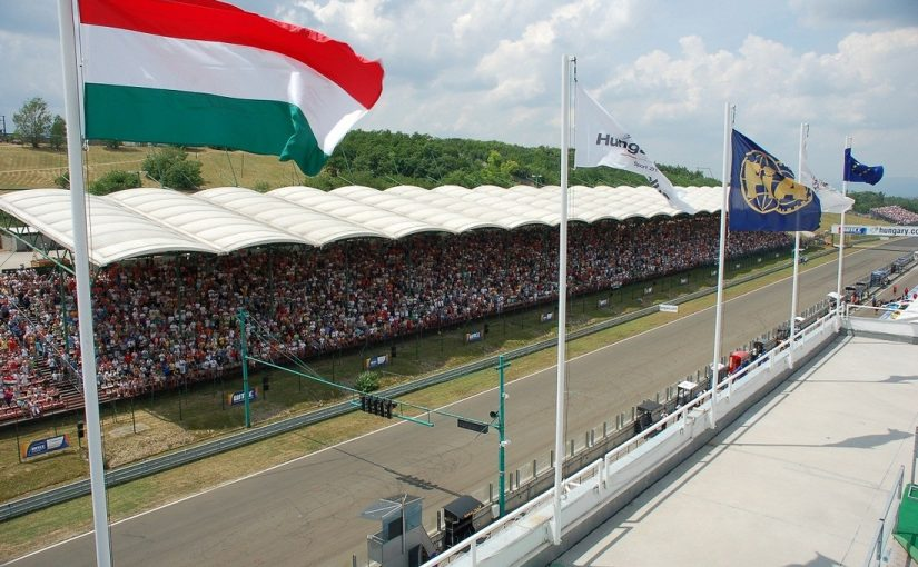 GP3 Series - En route pour le Hungaroring !
