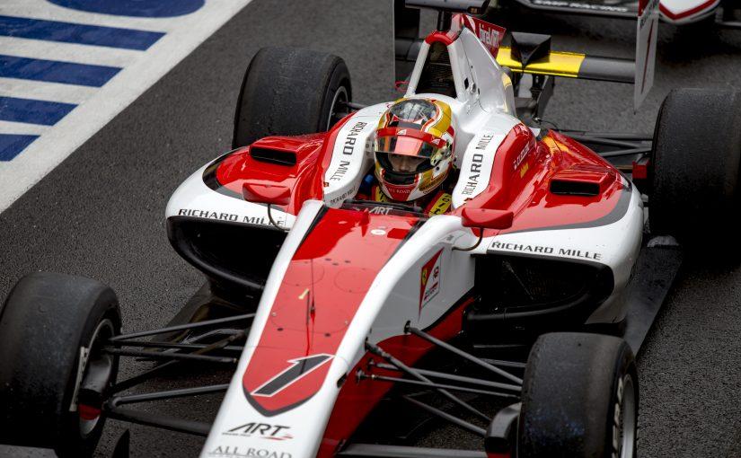 GP3 Series - Silverstone : Charles reprend la tête du championnat !