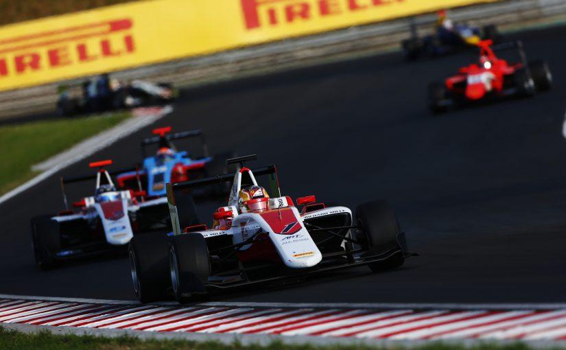 GP3 Series - Hungaroring : Charles préserve l'essentiel.