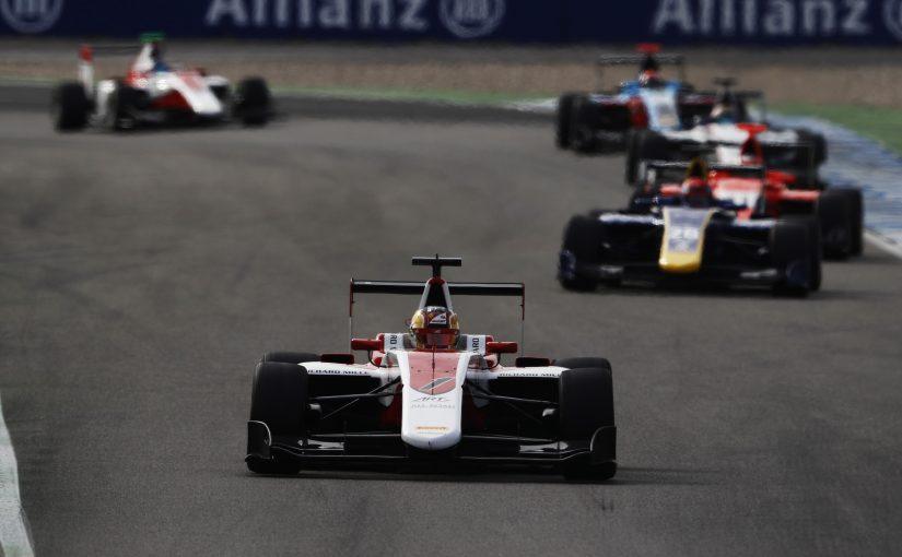 GP3 Series - Hockenheim : Charles part en vacances en tête du championnat !