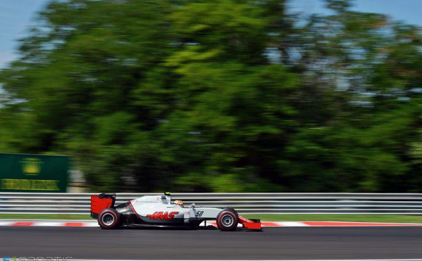 Formule 1 - Hungaroring : une bonne séance pour Charles.