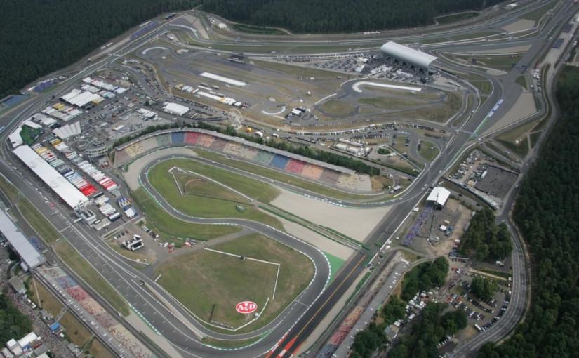GP3 Series - En route pour Hockenheim !