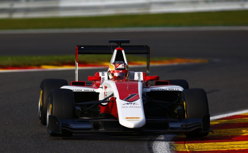 GP3 Series - Spa-Francorchamps : 22 points d'avance à trois meetings du but !