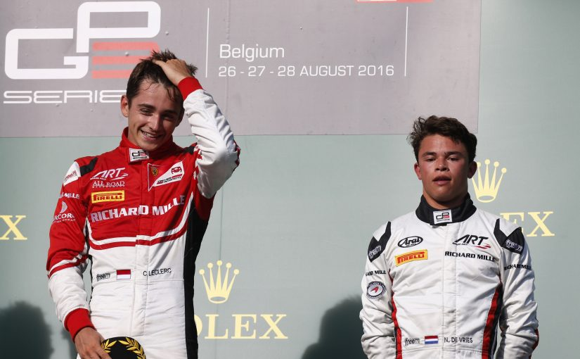 GP3 Series - Spa-Francorchamps : Pole position, meilleur tour et victoire !